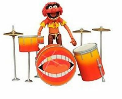 Diamond Select - Muppets Series 2 - Animal And Drums Figures