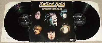 The ROLLING STONES - Rolled Gold - UK Vinyl Double LP Later Press