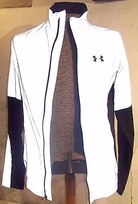 UNDER ARMOUR Storm ColdGear® Infrared Reflective Run Jacket MSRP $399.99 SMALL