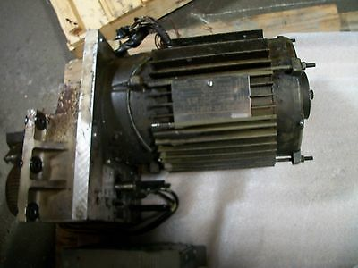 Haas HS1-RP Spindle Motor, Lincoln Electric 215TC TA7926CKNt2 With Gear Box