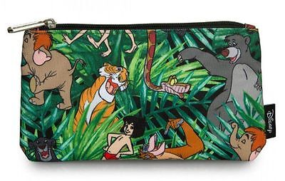 Disney The Jungle Book coin,pencil,makeup Case loungefly