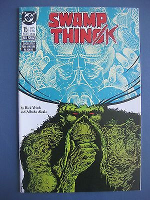 Swamp Think #75 August 1988 Dc Comics Rick Veitch Nm
