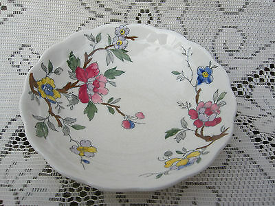 Vintage Booths Chinese Tree Fruit Bowl Pattern No A8001