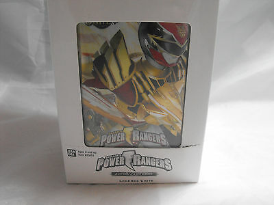 Power Rangers Legends Unite Booster Box Of 15 Packs