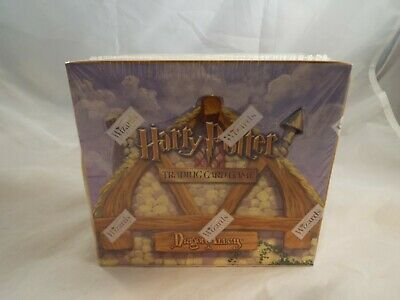 Harry Potter Ccg Diagon Alley Sealed Booster Box Of 36 Packs