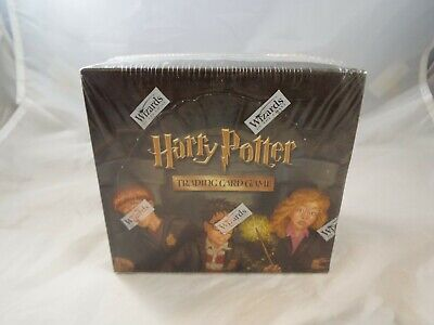 Harry Potter Ccg Adventures At Hogwarts Sealed Booster Box Of 36 Packs