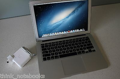 Apple MacBook Air A1466 13.3 Mid 2012 i7 2.0GHz 8GB 256GB SSD Sierra