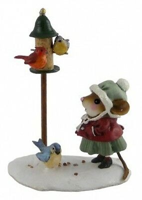 Wee Forest Folk M-429 Feathered Friends