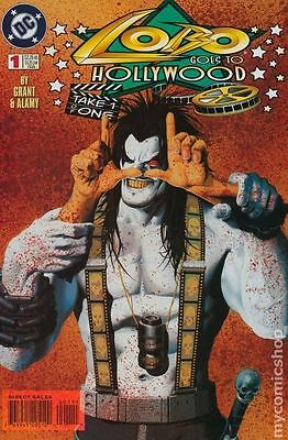Lobo Goes to Hollywood (1996) #1 FN