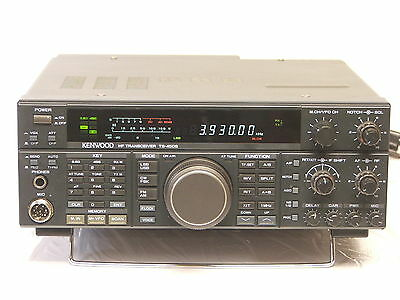 Kenwood TS-450S Solid State HF Transceiver - EXCELLENT & BOXED
