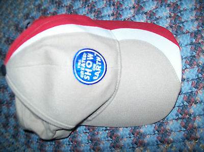 RINGLING BROTHERS BARNUM & BAILEY Logo Hat THE GREATEST SHOW ON EARTH Circus