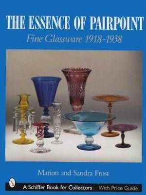 Essence of Pairpoint Glass Book Marks Shapes Patterns
