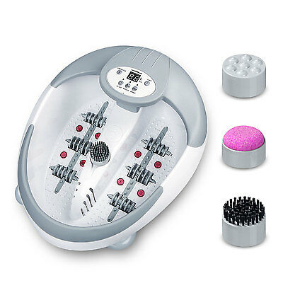 Hangsun Foot Spa Foot Massager Foot Bath with Infrared Heat and Magnetic Therapy