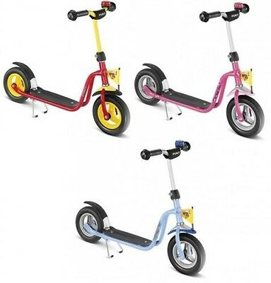 Puky Scooter R 03, Children, Red Blue o. Pink, ab 3+ Years u. 95cm