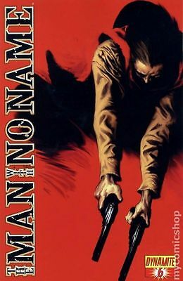 Man with No Name (2008 Dynamite) #6 FN