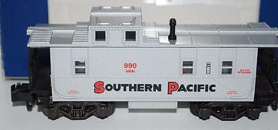 American Flyer 6-48714 Southern Pacific Offset Cupola Caboose lighted S gauge