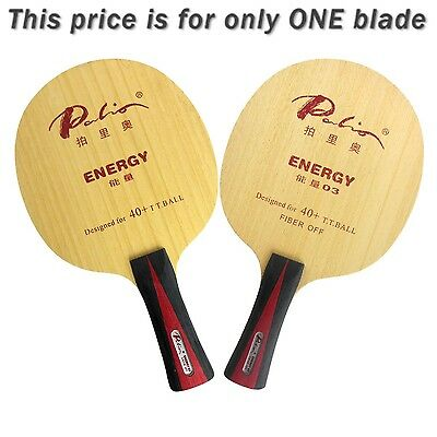 Palio ENERGY 03 Table Tennis Blade, Ping Pong Blade