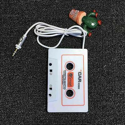 3.5mm Audio AUX to Car Tape Cassette Adapter Converter fr Phone  MP3 MP4 Player