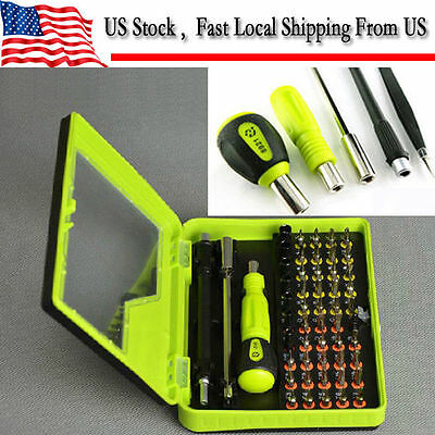 53 in 1 Multi-Bit Precision Screwdriver Phone Repair Tool Set Torx Screw Driver