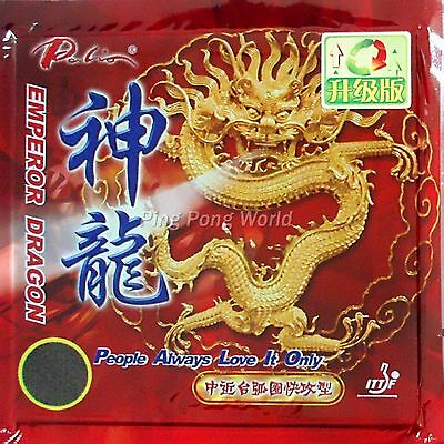 Palio Emperor Dragon Pips-In Rubber, NEW!