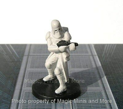 Imperial Entanglements ~ SNOWTROOPER #21 Star Wars miniature  WotC