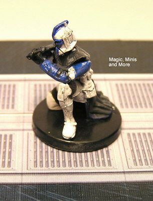The Clone Wars ~ ARC TROOPER SNIPER #5 Star Wars miniature  WotC