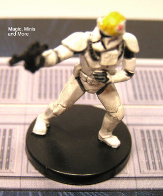 The Clone Wars ~ ODD BALL #16 rare Star Wars miniature