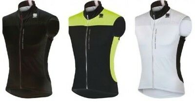 Sportful Bodyfit Wind Vest 1101061 windstopper-fahrradweste, Black or White