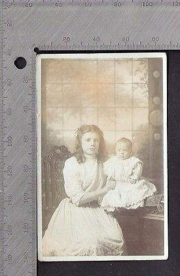 Oxfordshire - North Aston Manor Girl & Infant RP - Photo Purcell & Betts