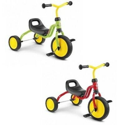 Puky Fitsch Children Tricycle quiet Rubber tyres red o. kiwi