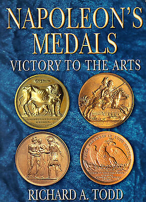 Napoleon's Medals - Victory To The Arts - Superb Half-Price Book