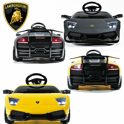 REBOXED LAMBORGHINI MURCIELAGO OFFICIALLY LICENSED 12V Electric Ride on Kids Car