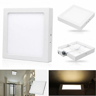 warmwei 12w rund led panel leuchte aufputz strahler spot lampe wand licht eur 2 72 picclick de. Black Bedroom Furniture Sets. Home Design Ideas