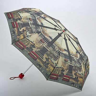 The National Gallery by Fulton Minilite Umbrella - Vintage London