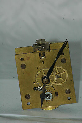 "Antique ""octo"" Clock Movement,spares,restoration."
