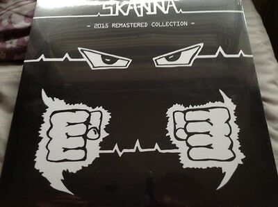 skanna collection 2015 - 3 x 12  - nightstalker - hardcore jungle record