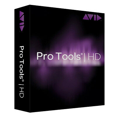 AVID Pro Tools HD - Software Unico, con iLok (NUOVA)