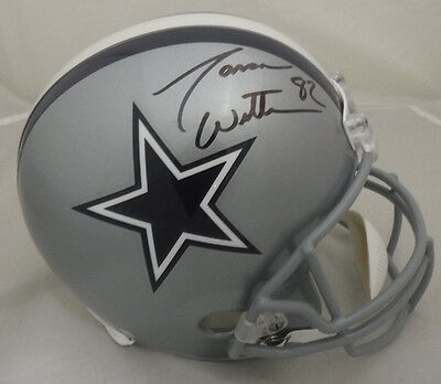 Jason Witten Autographed Dallas Cowboys Full Size Replica Helmet 10466 Jsa
