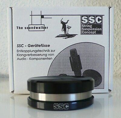 "* Ssc - ""recordpoint 420"" - Auflagegewicht - Turntable Weight - 420 Grams *"