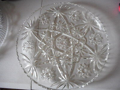 """EAPC Early American Prescut 13.5"""" Large Round Serving Platter"""