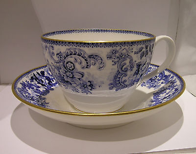 C1890 Minton Claremont Very Large Cup & Saucer
