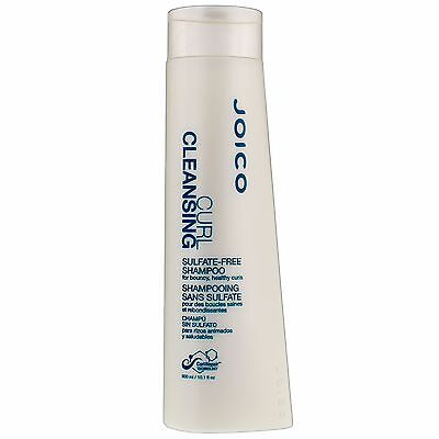 Joico Curl Cleansing Sulphate-Free Shampoo 300ml