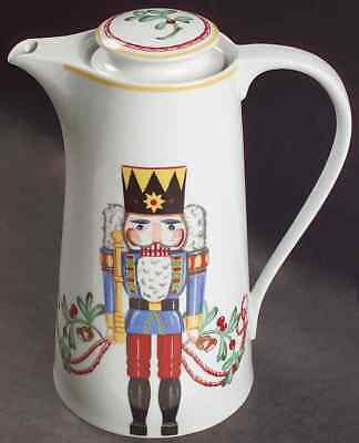 Block WHIMSY CHRISTMAS 6 Cup Coffee Pot 36381