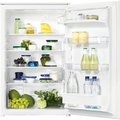 Zanussi ZBA15021SA Built in/Integrated Fridge in White Rated 'A+'