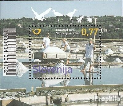 slovenia block59 mint never hinged mnh 2011 Country Park
