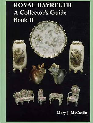 Royal Bayreuth Collectors Guide Book 2 w Marks Figural Dinnerware Novelty & More