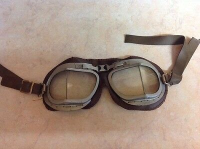 Aviator's Goggles Made In England