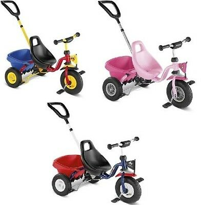Puky CAT 1L Tricycle Red, Capt ´ n Sharky or Lillifee - from 2 years or 90 cm