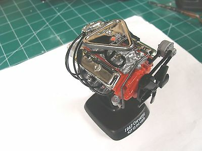 CHEVY BIG BLOCK  engine diecast 1/12 CAN BE USED FOR R/C CARS TRUCKS CRAWLERS 2