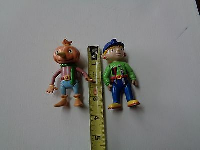 Bob the Builder Spuds and Wendy Figures